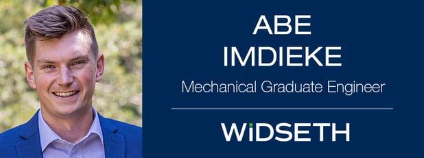 Imdieke Joins Widseth's Mechanical Engineering Team