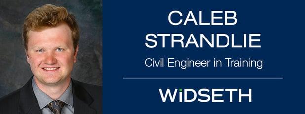 Strandlie Joins Widseth's Civil Engineering Team