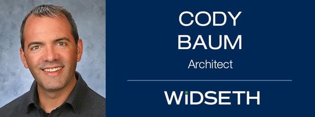 Architect Cody Baum Joins Widseth