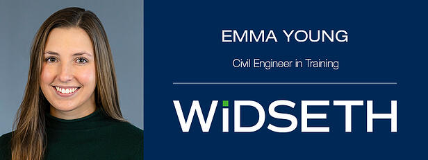Young Joins Widseth's Civil Engineering Team