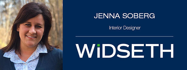 Interior Designer Jenna Soberg Joins Widseth
