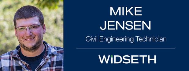Widseth Welcomes Jensen to Civil Engineering Team