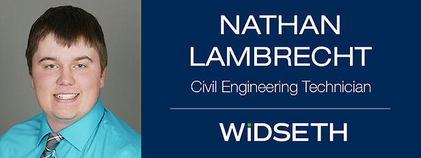 Widseth Welcomes Lambrecht to Civil Engineering Team
