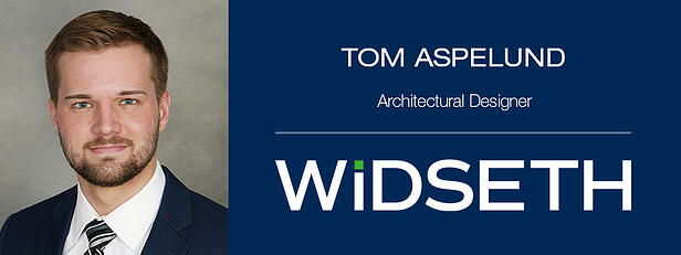 Widseth Welcomes Aspelund to Architectural Team