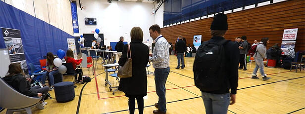 VIDEO: Widseth Hosts Furniture Fair for Brainerd School District Students and Staff