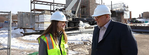 VIDEO: Widseth's Bridge Plaza Video Series with Chloe Aanenson, Episode 1