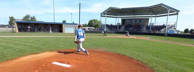VIDEO: Major Improvements Give Minnewaska Baseball Stadium a Second Life