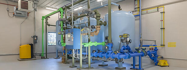 How Widseth Helped the City of Randall Solve the Nitrate Problem in Their Drinking Water