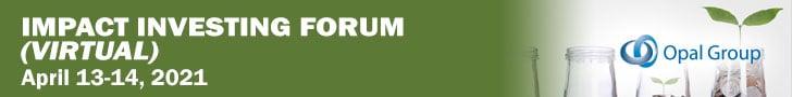 ESG & Impact Investing Forum