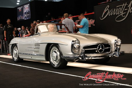 Top Ten Most Expensive Vehicles Sold At Barrett-Jackson Vegas