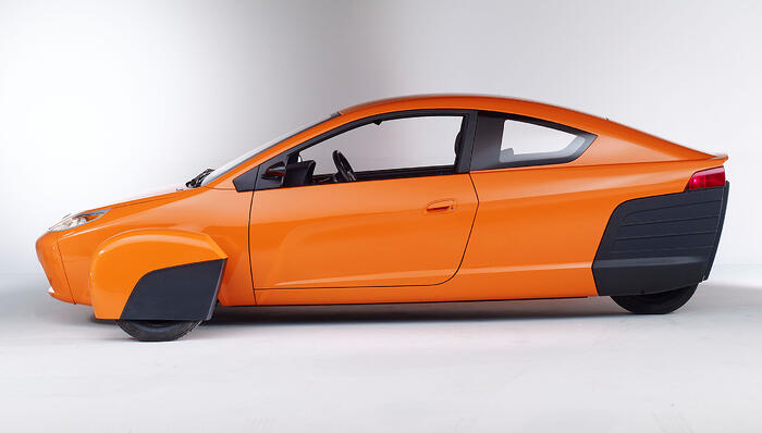 """Elio """"Intends"""" To Build An All-Electric Vehicle"""