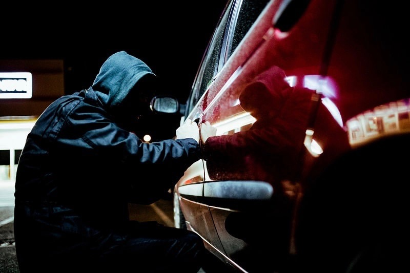 California, Texas Lead The Country In Vehicle Thefts