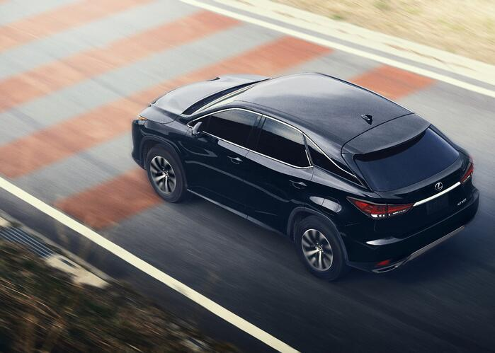 What's New for the 2022 Lexus RX 350 & RX 450h