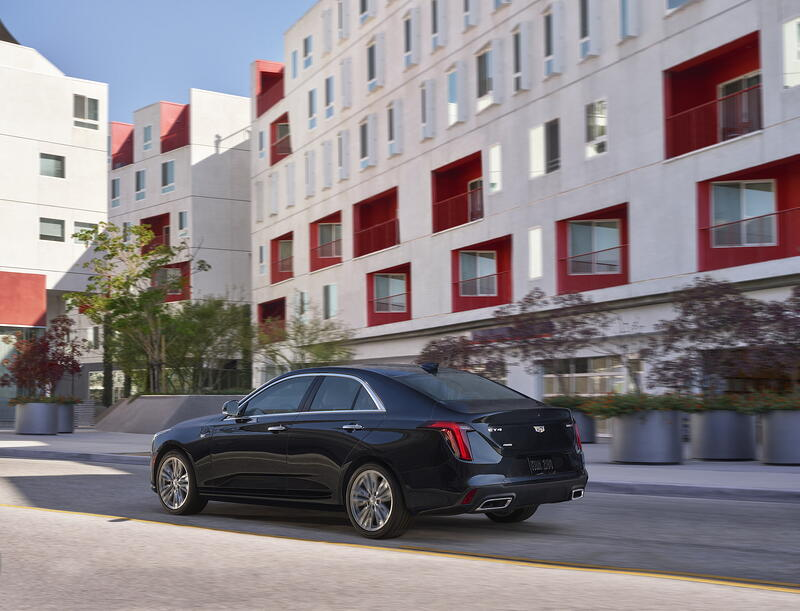 2021 Cadillac CT4 Sees Month-To-Month Sales Increases