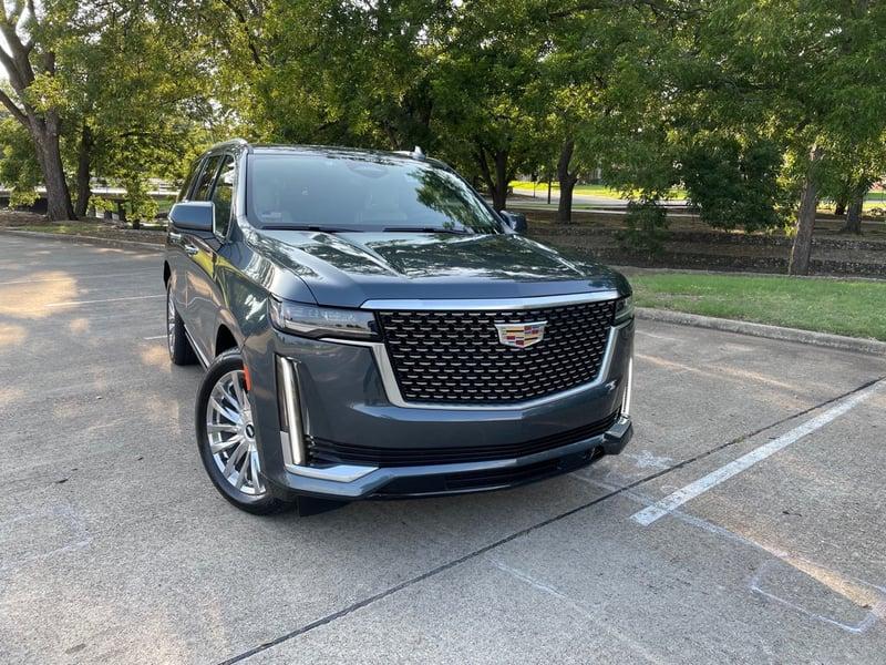 2021 Cadillac Escalade Premium Luxury Review