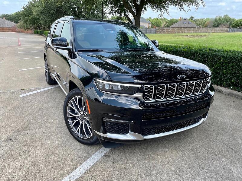 2021 Jeep Grand Cherokee L Summit Reserve Review
