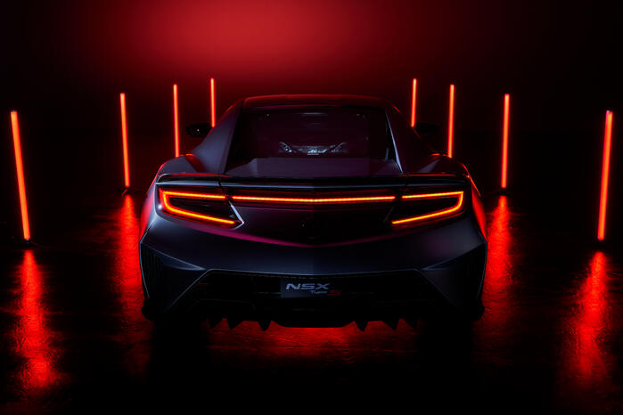 Limited-Edition 2022 Acura NSX Type S Order Books Open August 12
