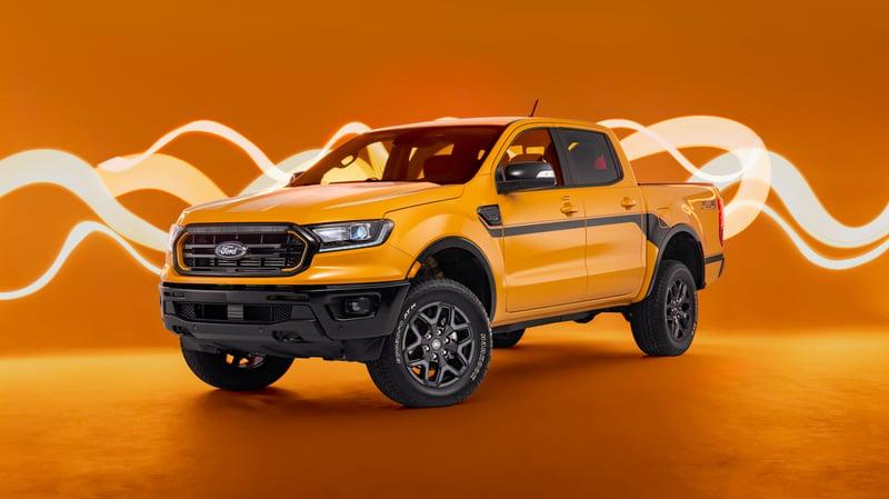 Ford Brings Back The Ranger Splash
