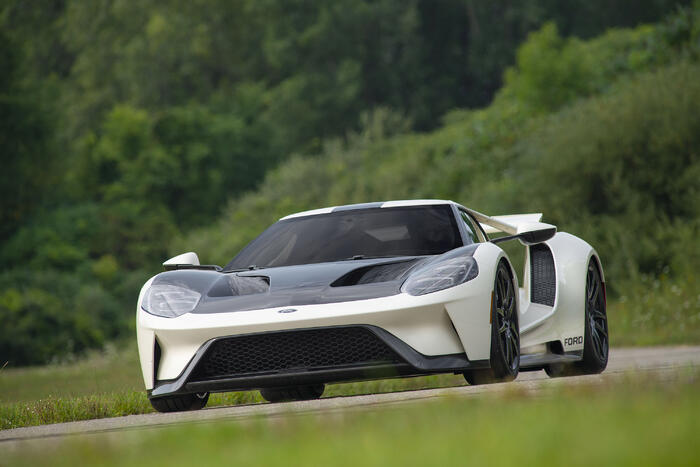 New 2022 Ford GT Heritage Edition