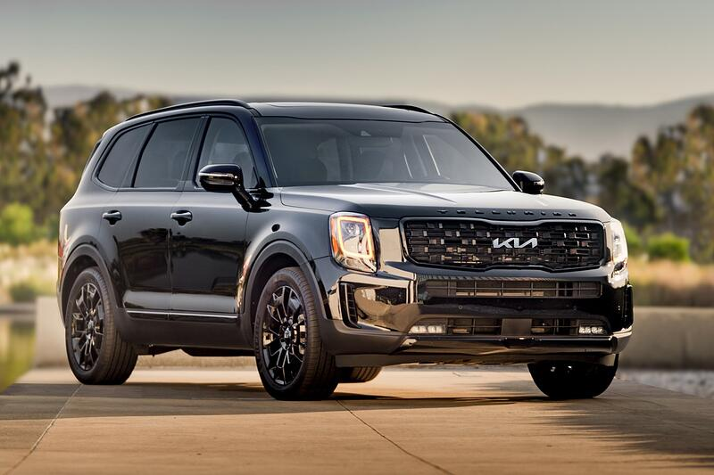 2022 Kia Telluride Adds New Features Across The Lineup
