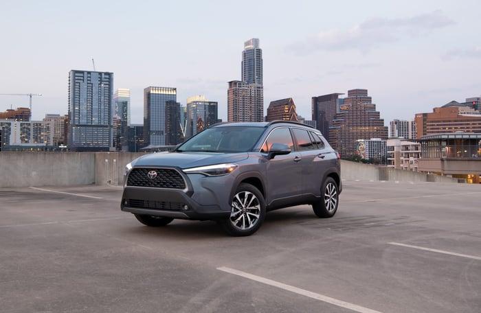 2022 Toyota Corolla Cross Arrives In October