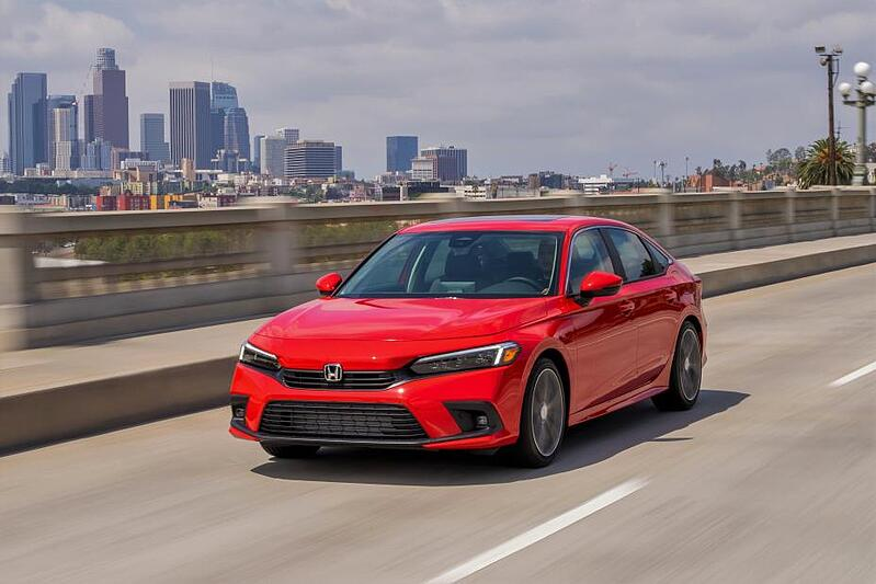 All-New 2022 Honda Civic Sedan Is Now On Sale