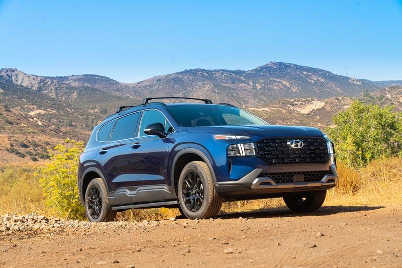 2022 Hyundai Santa Fe Gets More Rugged Looks With New XRT Trim