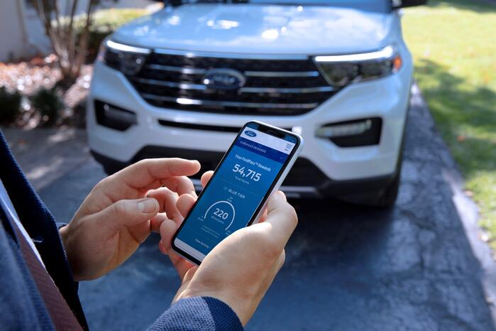 Ford Expands Pickup and Delivery Service To FordPass Members