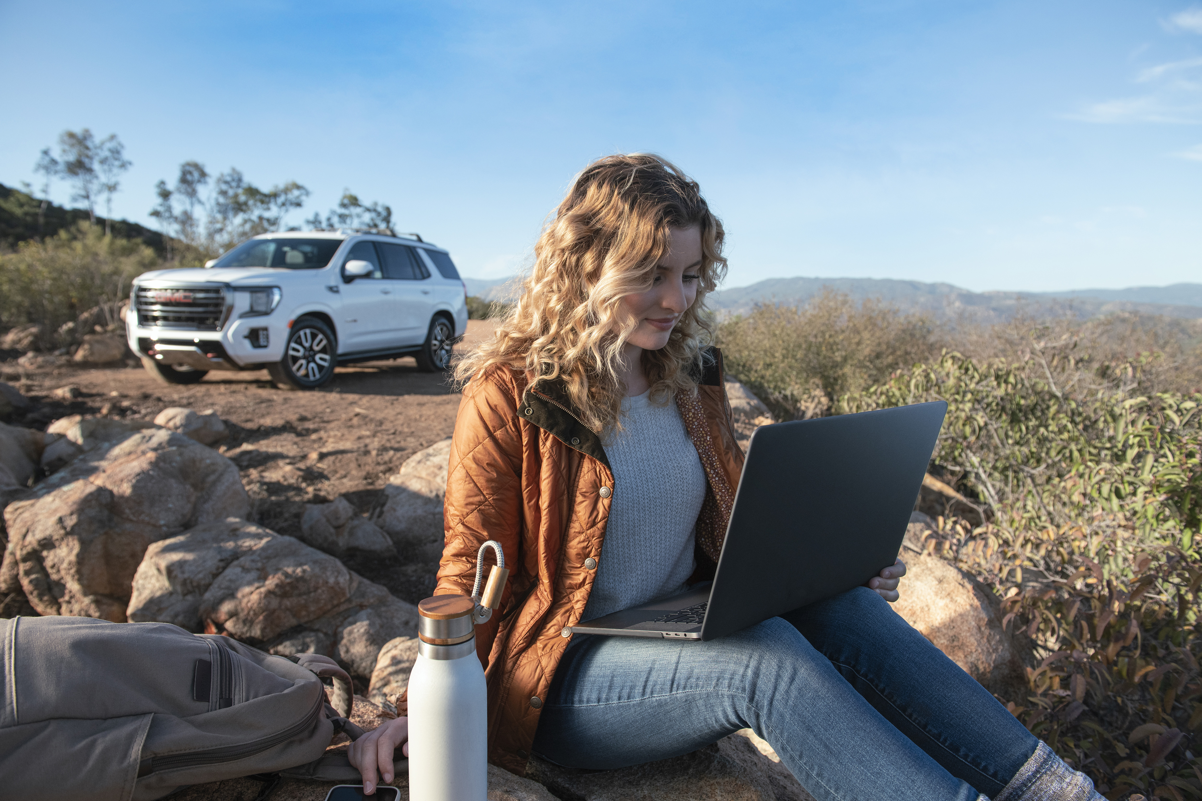 GMC Offers Free 30-Day WIFI to Limited Number of Eligible, Existing Customers Who Sign Up By July 4th