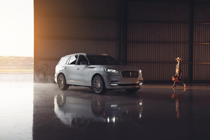 This Lincoln Aviator ShinolaConcept Is Gorgeous, But It's Not for Sale