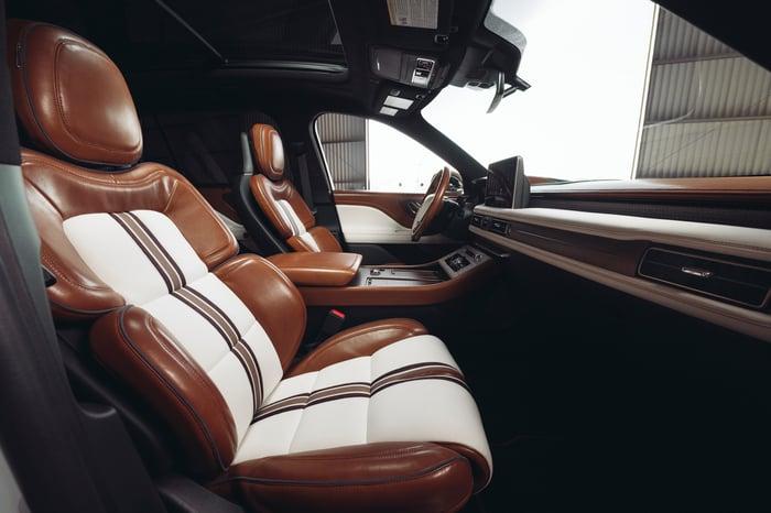 Lincoln Shinola Aviator Concept