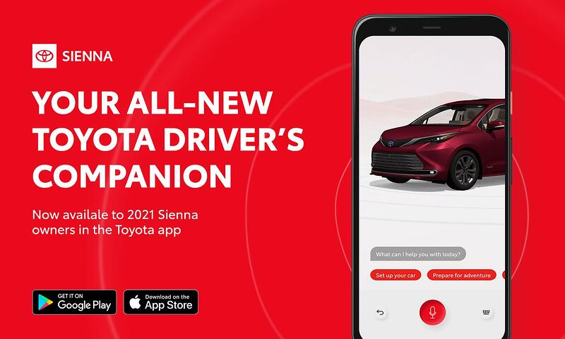 Toyota Goes Digital With Sienna Owner's Manual
