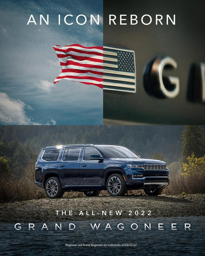 Jeep Recognized As America's Most Patriotic Brand