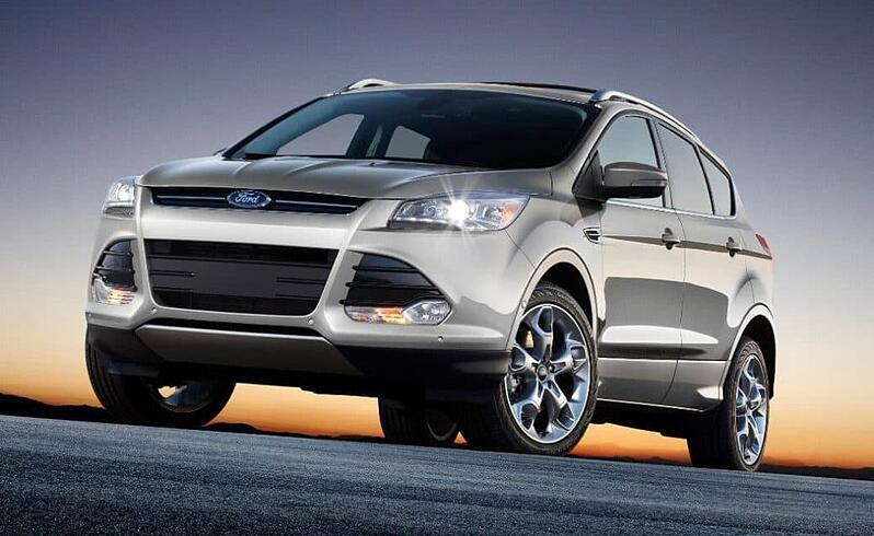 Ford Recalls 550,000 Vehicles Over Rollaway Risk