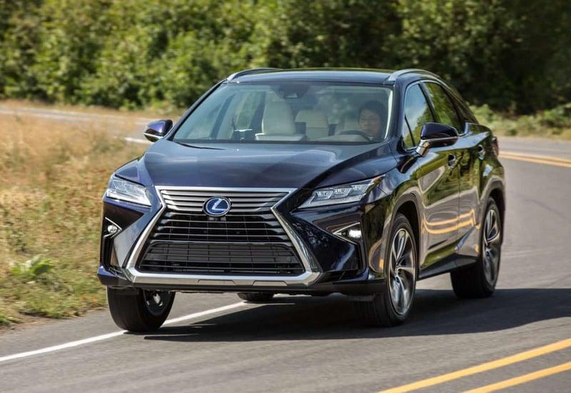Certain 2015-2016 Toyota, Lexus Vehicles Recalled Over Airbag Sensors