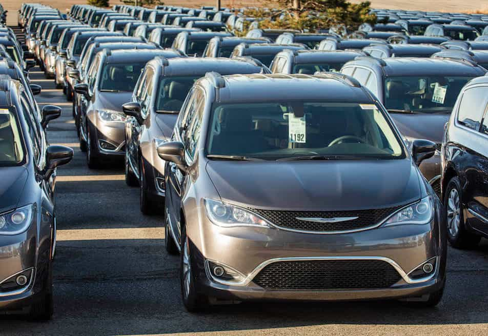 Recall: 2017-2018 Chrysler Pacifica Due to Rollaway Risk
