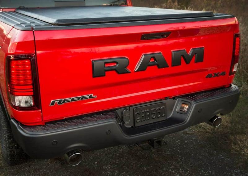 1.1 Million 2015-2017 Ram Pickups Recalled To Fix Power Tailgate