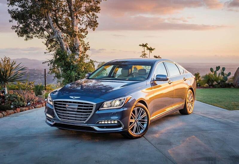 2018 Genesis G80 Recall: Passenger Air Bag Could Deploy With Child in Seat
