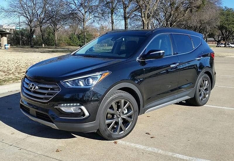 2018 Hyundai Santa Fe, Santa Fe Sport Recall to Fix Steering