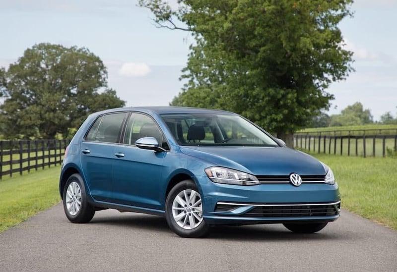 VW Recalls 2015-2018 Golf, Golf Sportwagen Due To Rollaway Risk