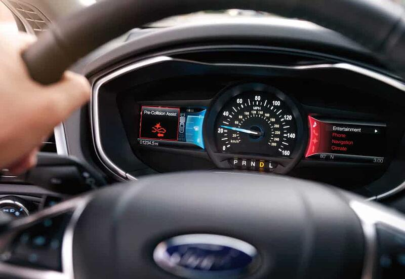 Ford Recalls 1.4 Million Vehicles To Fix Steering Wheels That Could Detach