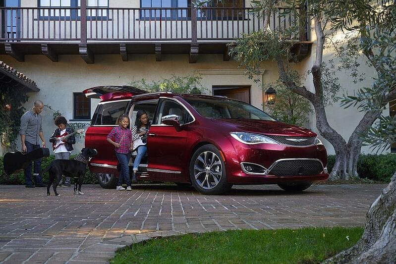 2019 Chrysler Pacifica Wins Good Housekeeping Award