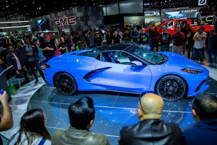 Car Pro Guide to Navigating Auto Shows