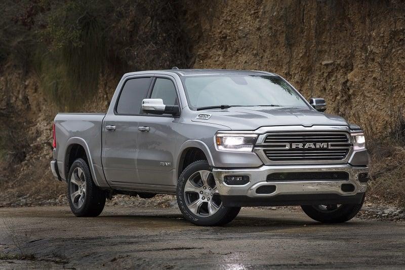 FCA Recalls Nearly 160,000 Ram Pickups in U.S.