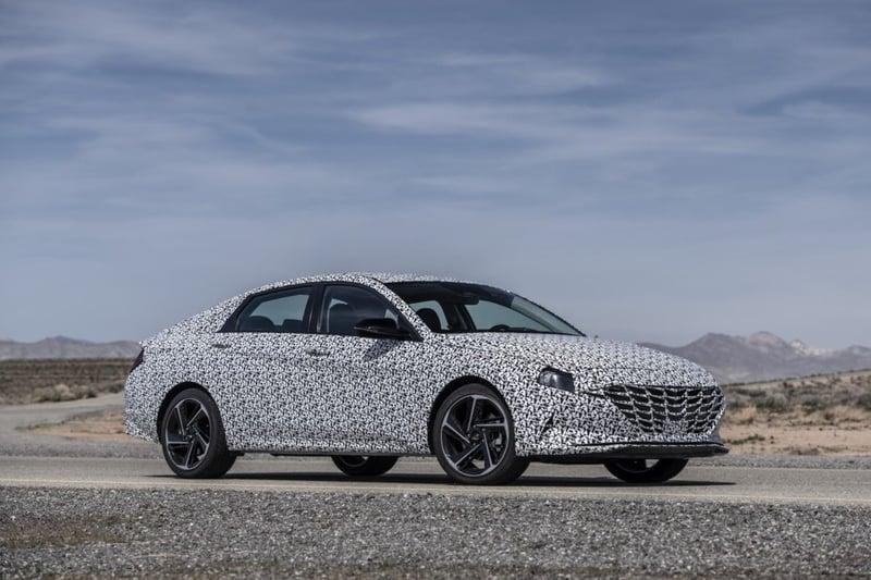Sneak Preview: 2021 Hyundai Elantra N Line