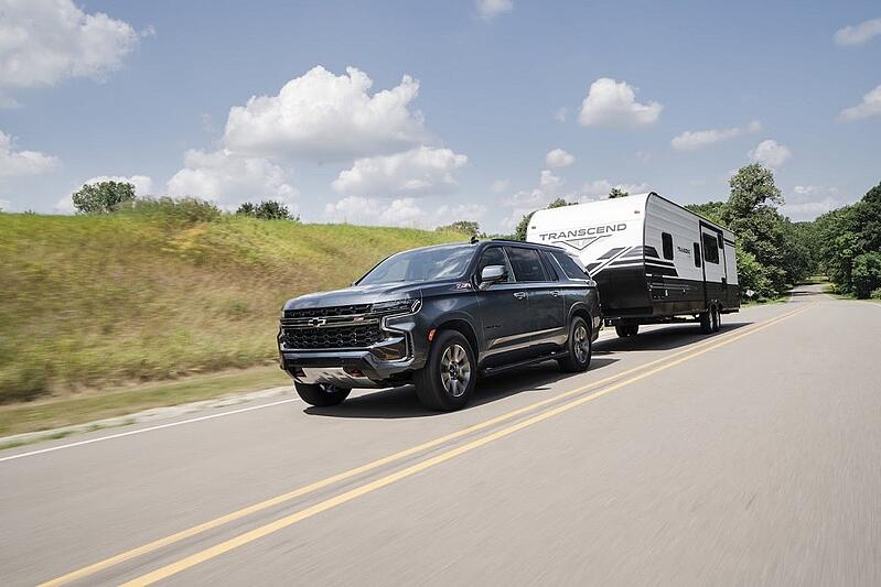 Chevy Poll: Americans Are Happy Road Tripping