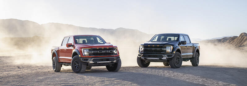 2021 Ford F-150 Raptor Design Honors Military