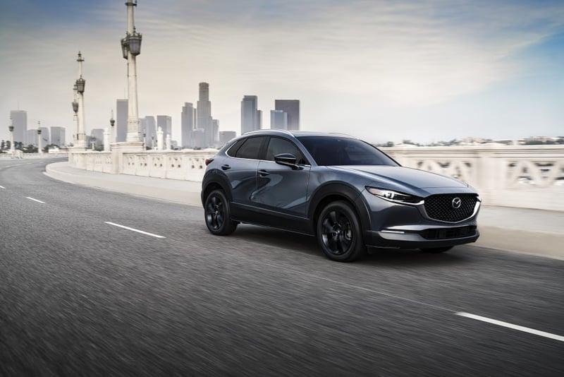 2021 Mazda CX-30 Gets Turbocharged