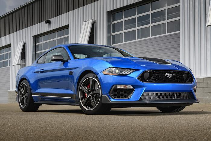 Ford Mustang: World's Best-Selling Sports Car