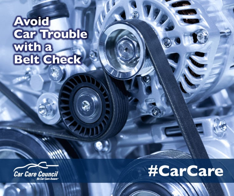 The Importance Of Checking Your Car�s Belts